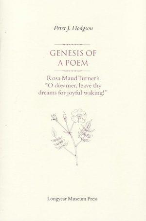 Genesis of a Poem