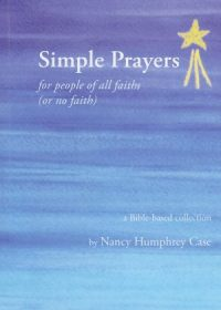 simple prayers